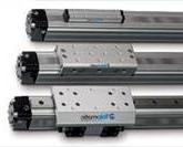 Tolomatic pneumatic actuators